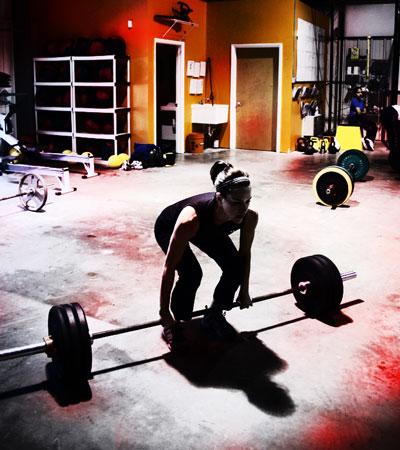 Best exercise for strength the deadlift